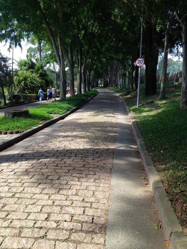 entrada do SESC Interlagos