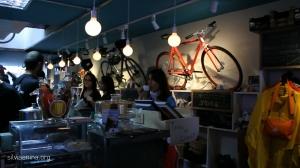 Aro 27 Bike Café