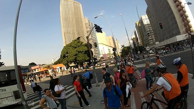 Ciclovia Faria Lima X Avenida Rebouças