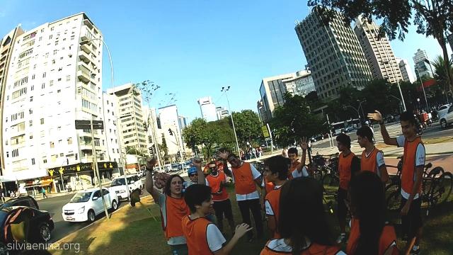 Ciclovia Faria Lima X Avenida Cidade Jardim