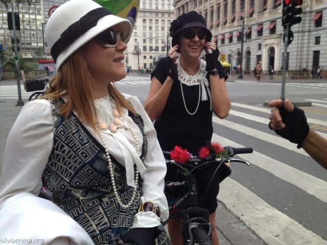 ciclistas lindas