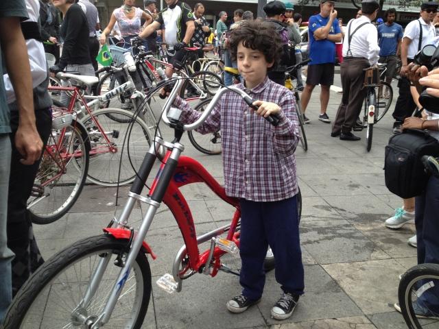 Super ciclista!!!!!!