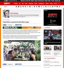 BLOG ESPN - Bike é Legal