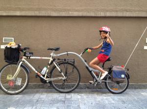 Nina e Bike Trailer