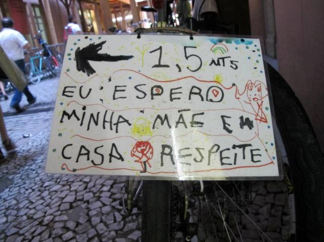 foto: Juliana Trento - Forum Mundial da Bicicleta 2013 em Porto Alegre