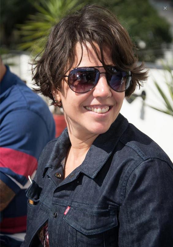 Silvia Ballan no evento Levi's - Foto: Danilo Tanaka