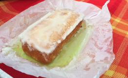 bolo de limão da Vivi